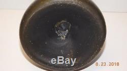 18th Century SHIPWRECK Dutch Black Glass Onion Bottle 1970's DIVE FIND S. C. Coast