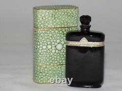 1922 Nuit De Noel Caron Perfume Baccarat Bottle