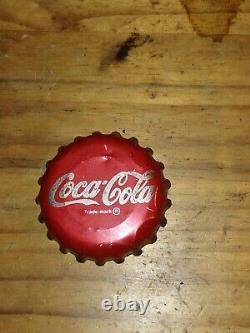 20 Tall Coca Cola Coke Huge Jumbo Display Glass Bottle