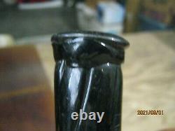 A Top Shelf Beauty Pontiledblack Glassfat Bodied Ladie's Leg Dutch Porter