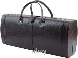 Bag bottle bag wine shipping travel gift picnic glasses corkscrew stopper tube