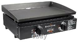 Blackstone Adventure Ready 22 Griddle with Hood, Legs, Adapter Hose