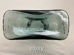 Blenko Glass Water Bottle 384 Mothman