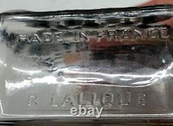 C1924 R Lalique Forvil Cinq Fleurs No 5 Perfume Bottle Flacon