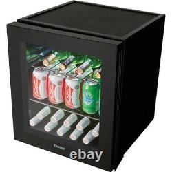 Danby 16 Bottle Wine CoolerReversible DoorSmoked Glass DoorWorktop