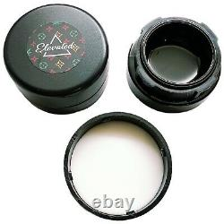 Elevated Brand Small Black Glass 7ml Jars With Childproof Lids Container 30-200