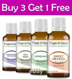 Essential Oils 30 ml / 1 oz 100% Pure Therapeutic Grade Oil For Skin, Diffuser