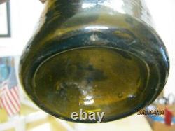 Fla Keys Shipwreck Ocean Findpontiled1780 Black Glass English Long Neck Mallet