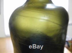 Florida Keys Ocean Findexcellentpontiled 1740black Glass True English Mallet