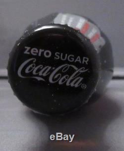HTF Belgium Coca-Cola Zero glass bottle set box plastic sleeve Star Wars 2017
