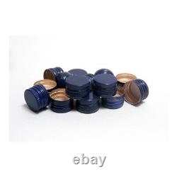 Metal Screw Caps Very Good Seal For Glass Bottle 28mm, Fast Dispatch Free UK