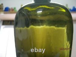Mint Top Shelfpontiledpig Snoutblack Glass Dutch Case Gin