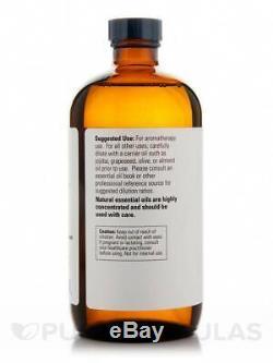 NOW Essential Oils Lavender Oil 16 fl. Oz (473 ml) by NOW