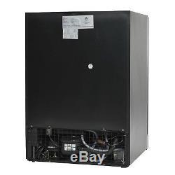 Newair 177 Can 92 Bottle Refrigerator Beverage Cooler Reversible Glass Door