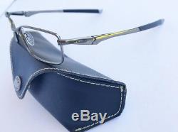 OAKLEY Bottle Rocket 2.0 RX Black Chrome 50-18-120 Eye Glasses Frames