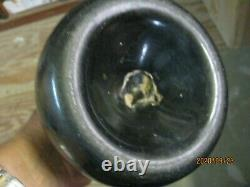 Ocean Fla Keys Shipwreck Dig Pontiled Bulbous 1700's Black Glass Dutch Onion