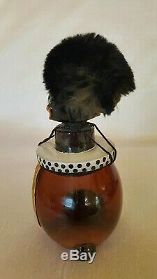 RARE French 1920's Largest 5 Full Bottle Vingy Perfume Antique