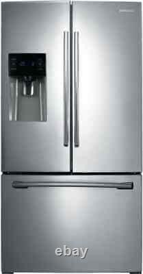 Samsung RF263BEAESR 36 Inch French Door Refrigerator with CoolSelect Pantry
