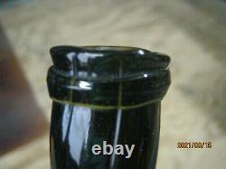Scarce Top Shelf Beauty Pontiledolv/black Glassmini Ladie's Leg Dutch Porter