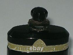 Vintage Caron Nuit de Noel Perfume Baccarat Bottle/Box 1 OZ Sealed 2/3 Full