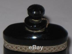 Vintage Caron Nuit de Noel Perfume Baccarat Style Bottle 1OZ Unused, 3/4 Full